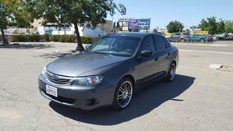2008 Subaru Impreza for sale at Larry's Auto Sales Inc. in Fresno CA