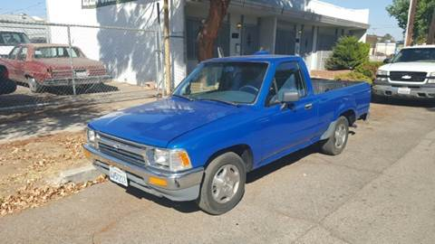1994 Toyota Pickup for sale at Larry's Auto Sales Inc. in Fresno CA
