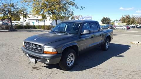 2002 Dodge Dakota for sale at Larry's Auto Sales Inc. in Fresno CA