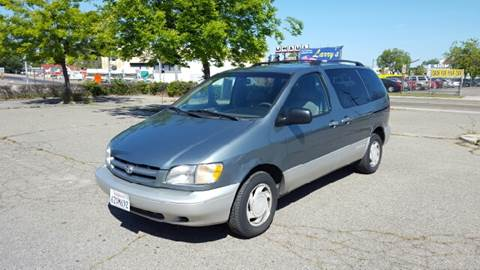 1999 Toyota Sienna for sale at Larry's Auto Sales Inc. in Fresno CA