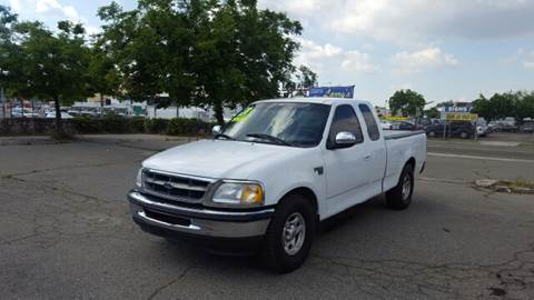 1998 Ford F-150 for sale at Larry's Auto Sales Inc. in Fresno CA