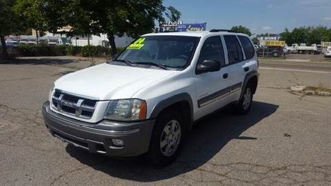 2004 Isuzu Ascender for sale at Larry's Auto Sales Inc. in Fresno CA