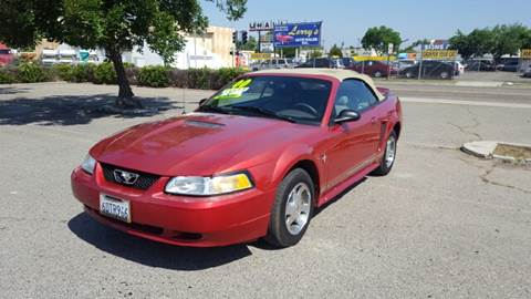 2000 Ford Mustang for sale at Larry's Auto Sales Inc. in Fresno CA