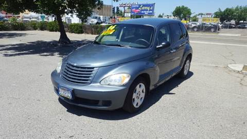 2006 Chrysler PT Cruiser for sale at Larry's Auto Sales Inc. in Fresno CA
