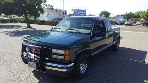 1996 GMC Sierra 1500 for sale at Larry's Auto Sales Inc. in Fresno CA