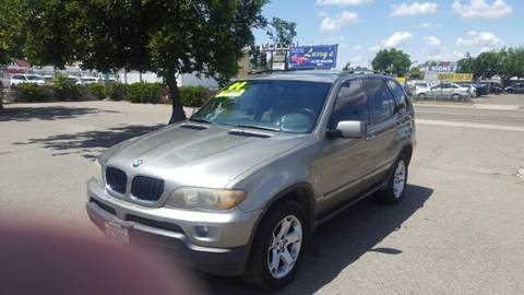 2004 BMW X5 for sale at Larry's Auto Sales Inc. in Fresno CA