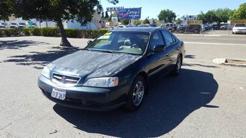 1999 Acura TL for sale at Larry's Auto Sales Inc. in Fresno CA