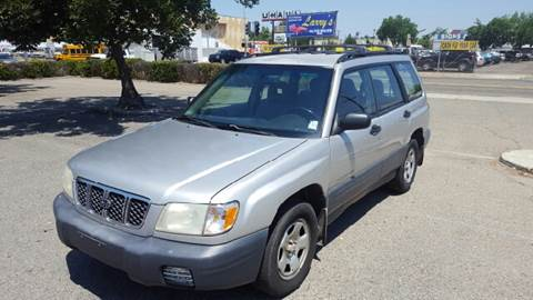 2001 Subaru Forester for sale at Larry's Auto Sales Inc. in Fresno CA