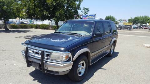 1997 Ford Explorer for sale at Larry's Auto Sales Inc. in Fresno CA