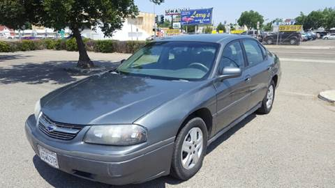 2004 Chevrolet Impala for sale at Larry's Auto Sales Inc. in Fresno CA