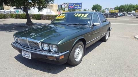 1989 Jaguar XJ for sale at Larry's Auto Sales Inc. in Fresno CA