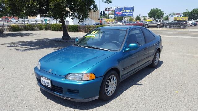 1995 Honda Civic EX 2dr Coupe   Fresno CA