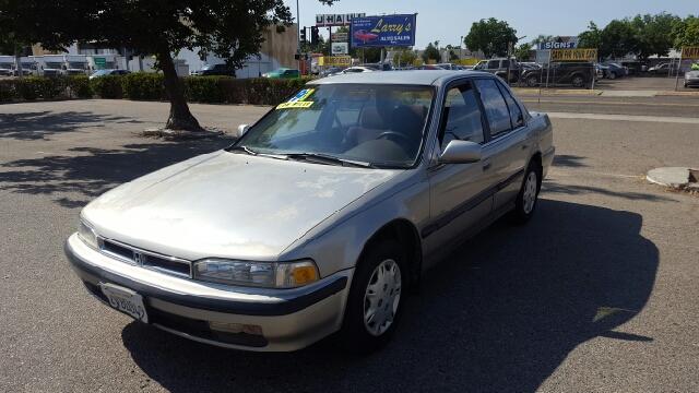 1991 Honda Accord LX 4dr Sedan   Fresno CA