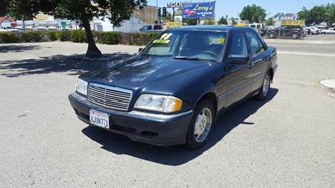 1998 Mercedes-Benz C-Class for sale at Larry's Auto Sales Inc. in Fresno CA