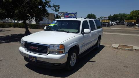 2005 GMC Yukon XL for sale at Larry's Auto Sales Inc. in Fresno CA