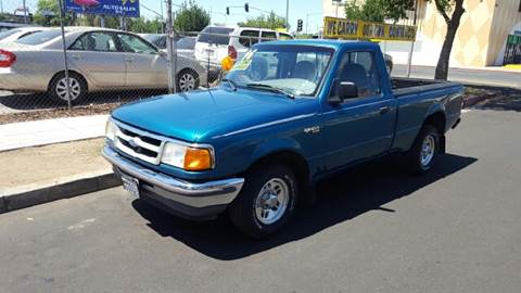 1996 Ford Ranger for sale at Larry's Auto Sales Inc. in Fresno CA