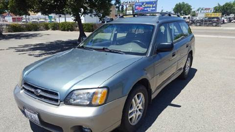 2000 Subaru Outback for sale at Larry's Auto Sales Inc. in Fresno CA