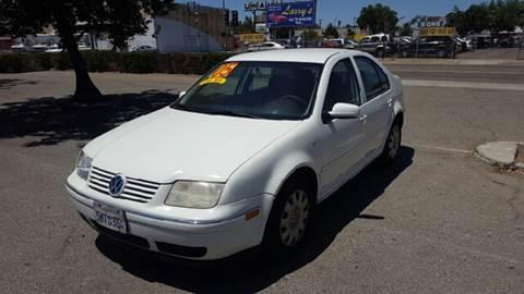 2005 Volkswagen Jetta for sale at Larry's Auto Sales Inc. in Fresno CA