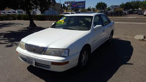 1997 Toyota Avalon for sale at Larry's Auto Sales Inc. in Fresno CA