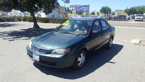 2001 Mazda Protege for sale at Larry's Auto Sales Inc. in Fresno CA
