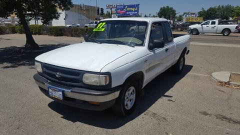 1997 Mazda B-Series Pickup for sale at Larry's Auto Sales Inc. in Fresno CA