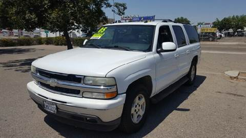2005 Chevrolet Suburban for sale at Larry's Auto Sales Inc. in Fresno CA