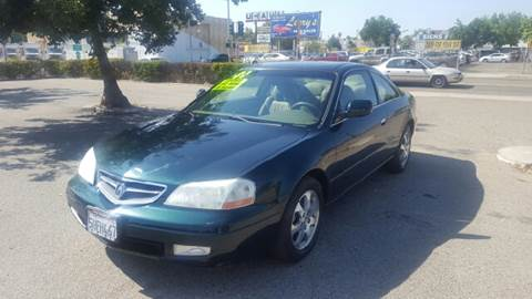 2001 Acura CL for sale at Larry's Auto Sales Inc. in Fresno CA