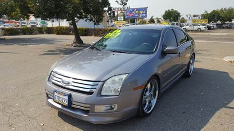 2006 Ford Fusion for sale at Larry's Auto Sales Inc. in Fresno CA