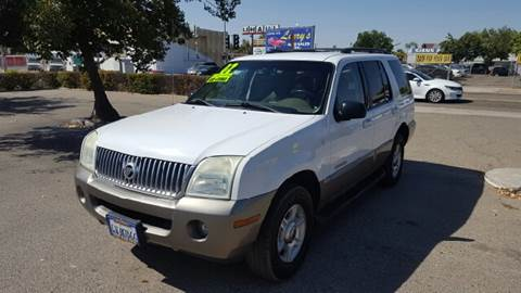 2002 Mercury Mountaineer for sale at Larry's Auto Sales Inc. in Fresno CA