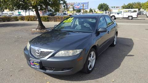 2005 Mazda MAZDA6 for sale at Larry's Auto Sales Inc. in Fresno CA