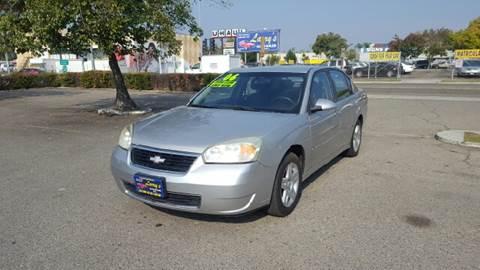2006 Chevrolet Malibu for sale at Larry's Auto Sales Inc. in Fresno CA
