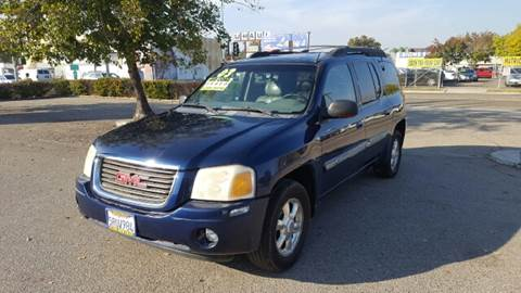 2003 GMC Envoy XL for sale at Larry's Auto Sales Inc. in Fresno CA