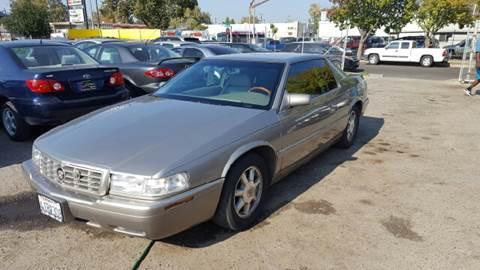 2001 Cadillac Eldorado for sale at Larry's Auto Sales Inc. in Fresno CA