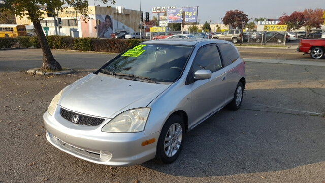 2002 Honda Civic Si 2dr Hatchback   Fresno CA