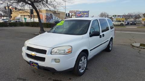 2006 Chevrolet Uplander for sale at Larry's Auto Sales Inc. in Fresno CA