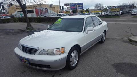 1998 Acura RL for sale at Larry's Auto Sales Inc. in Fresno CA