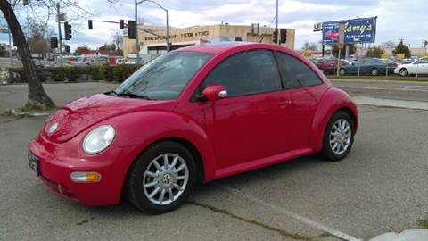 2004 Volkswagen New Beetle for sale at Larry's Auto Sales Inc. in Fresno CA