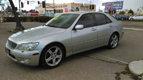 2001 Lexus IS 300 for sale at Larry's Auto Sales Inc. in Fresno CA