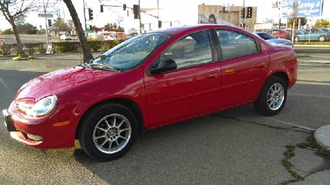 2000 Dodge Neon for sale at Larry's Auto Sales Inc. in Fresno CA