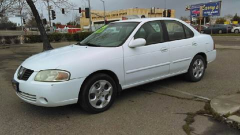 2004 Nissan Sentra for sale at Larry's Auto Sales Inc. in Fresno CA