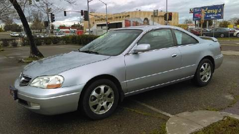 2002 Acura CL for sale at Larry's Auto Sales Inc. in Fresno CA
