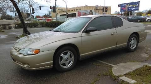 2005 Chevrolet Monte Carlo for sale at Larry's Auto Sales Inc. in Fresno CA