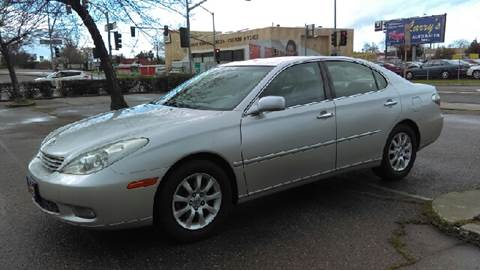 2002 Lexus ES 300 for sale at Larry's Auto Sales Inc. in Fresno CA