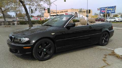 2004 BMW 3 Series for sale at Larry's Auto Sales Inc. in Fresno CA