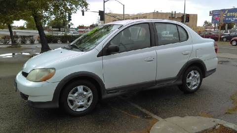 2000 Toyota ECHO for sale at Larry's Auto Sales Inc. in Fresno CA