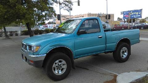 1995 Toyota Tacoma for sale at Larry's Auto Sales Inc. in Fresno CA