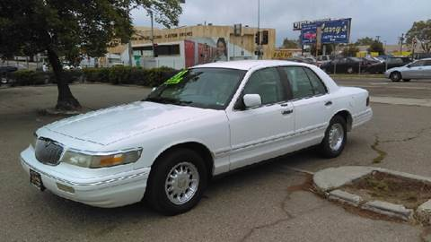 1997 Mercury Grand Marquis for sale at Larry's Auto Sales Inc. in Fresno CA