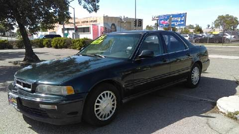 1995 Acura Legend for sale at Larry's Auto Sales Inc. in Fresno CA