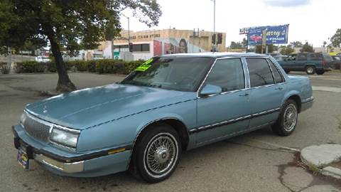 1990 Buick LeSabre for sale at Larry's Auto Sales Inc. in Fresno CA