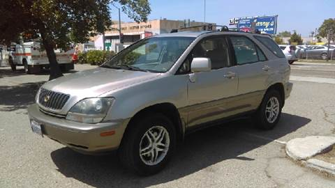 1999 Lexus RX 300 for sale at Larry's Auto Sales Inc. in Fresno CA